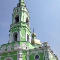 Photo taken at Свято-Троицкий кафедральный собор by Irina L. on 7/1/2012