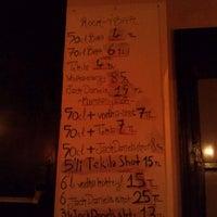 Photo taken at Rock-y Rock Bar by Ümit U. on 2/15/2012