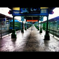Photo taken at SuperVia - Central do Brasil Train Station by Bruno P. on 8/6/2012