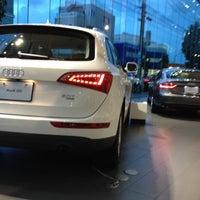 Photo taken at Audi Japan by Keiichi H. on 9/1/2012