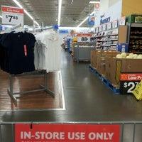 Photo taken at Walmart Supercenter by Richard D. on 7/31/2012