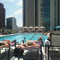 Photo taken at The Pool @ K2 by Jeff W. on 6/8/2012