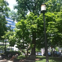 Photo taken at Edward R. Murrow Park by Hallie on 5/3/2012