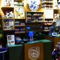 Photo taken at Disney Store by Ryan T. on 2/23/2012