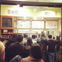 Photo taken at Bi-Rite Creamery by Curt R. on 8/19/2012