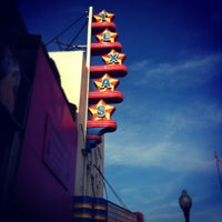 Photo taken at Texas Theatre by Ben L. on 8/24/2012