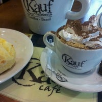 Photo taken at Kauf Café by Allessandro K. on 4/9/2012