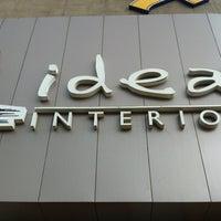 Photo taken at Idea Interior by Javo V. on 8/13/2012