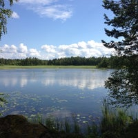 Photo taken at Majasaari by Mikael L. on 7/25/2012