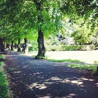 Photo taken at St Alfege Park by Travis C. on 7/23/2012