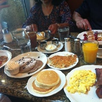 Photo taken at Richard Walker's Pancake House San Diego by Marisa R. on 7/31/2012