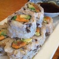 Photo taken at Miya's Sushi by Alicia G. on 4/4/2012