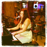 Photo taken at Lucille's Piano Bar & Grill by Vince S. on 9/7/2012