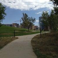 Das Foto wurde bei Confluence Park von Beth W. am 8/29/2012 aufgenommen