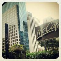 Photo taken at McCafé by Dri d. on 4/3/2012