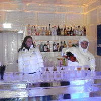 Photo taken at Lindos Ice Bar by Rhodes S. on 6/26/2012