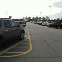 Photo taken at Economy Parking - ATL Airport by Stephen G. on 3/21/2012