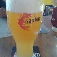 Photo taken at SanTan Brewing Company by Stephanie M. on 4/10/2012
