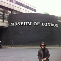 Photo taken at Museum of London by Ana Bertuol on 6/8/2012