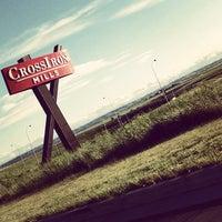 Photo taken at CrossIron Mills by Arkin C. on 6/28/2012