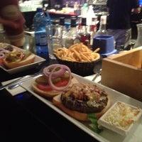 Photo taken at Barbis Diner & Bar by Bruno S. on 8/17/2012
