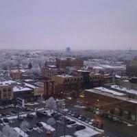 Photo taken at Radisson Hotel Fargo by Ashley B. on 2/4/2012
