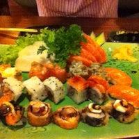 Photo taken at Koban Sushi by Thiago T. on 7/14/2012