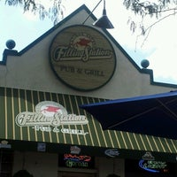 Photo taken at Filling Station Pub & Grill by Tammi C. on 7/11/2012