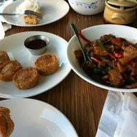 Photo taken at Boon Chu Thai Restaurant by Stephanie V. on 4/4/2012
