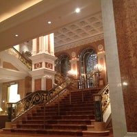 Photo taken at Lotte New York Palace by Trúc N. on 8/28/2012