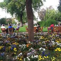 Foto scattata a Cafe Carpouza da Nur il 5/1/2012