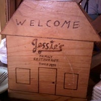 Photo taken at Jessie's Family Restaurant by Stephanie M. on 3/25/2012