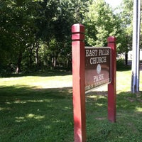 Photo taken at East Falls Church Park by Wandering A. on 6/17/2012