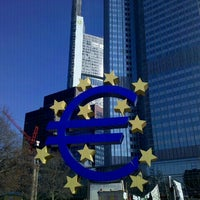 Photo taken at Commerzbank by Rob E. on 3/6/2012