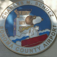 Photo taken at Charles M. Schulz - Sonoma County Airport (STS) by John L. on 4/1/2012
