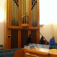 Photo taken at Holy Redeemer By The Sea by Stephen W. on 3/10/2012