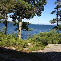 Photo taken at Lockes Island by Richard S. on 6/9/2012