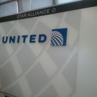 Photo taken at United Airlines Global Reception by Carlos S. on 5/2/2012