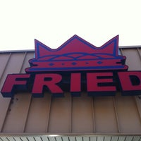 Photo taken at Crown Fried Chicken by Santiago S. on 3/18/2012
