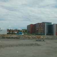 Photo taken at Ericsson Building 10 by Goran M. on 8/1/2012