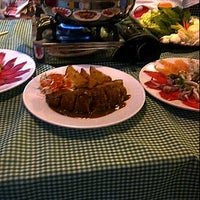 Photo taken at Dishana (Steak & Teppan) by arnita f. on 6/29/2012