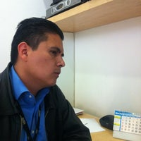 Photo taken at Cablevisión by Carmen R. on 3/12/2012