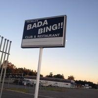 Photo taken at Bada Bing by Joseph on 8/27/2012