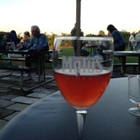 Photo taken at Matus Winery by Marie T. on 8/19/2012