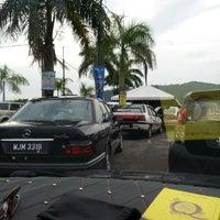 Photo taken at Pasar Malam Bandar Al-Mutafibillah,Terengganu by Cik A. on 8/17/2012
