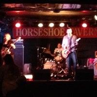 Photo taken at Horseshoe Tavern by Caiti M. on 2/15/2012