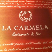 Photo taken at La Carmela by Patricia S. on 5/17/2012