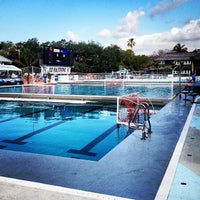 Photo taken at Ransom Everglades Aquatic Complex by Dieter K. on 4/27/2012
