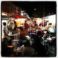 Photo taken at Night Bazaar Market by สิบเอก บรรเจิด พิทยาประทีป on 8/2/2012