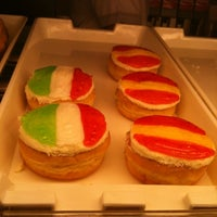 Photo taken at Mister Donut by Manoj B. on 6/15/2012